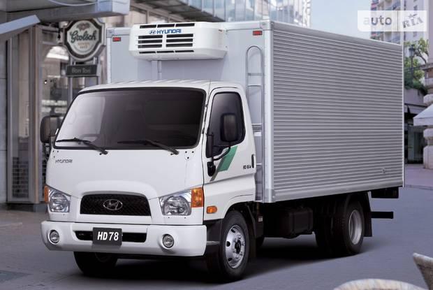 Hyundai HD 78 1 поколение Термічний