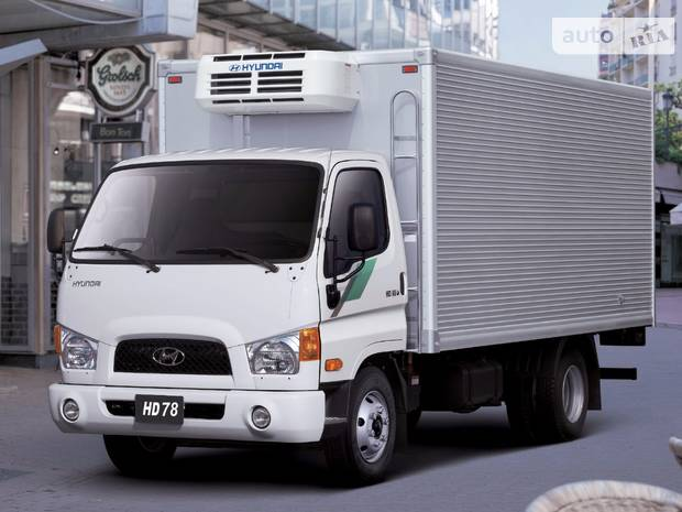 Hyundai HD 78 1 поколение Термический