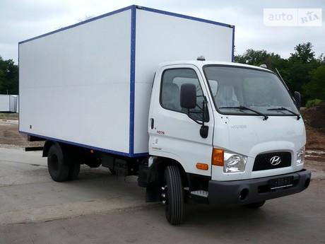 Hyundai HD 78 2010