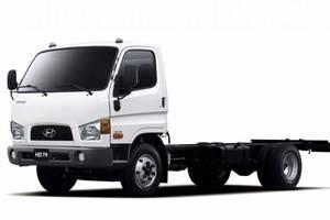 Hyundai hd-78 1 поколение Шасси