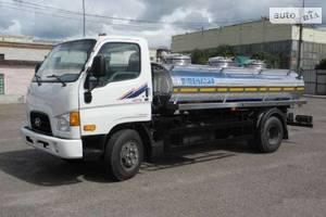 Hyundai hd-78 1 поколение Молоковоз
