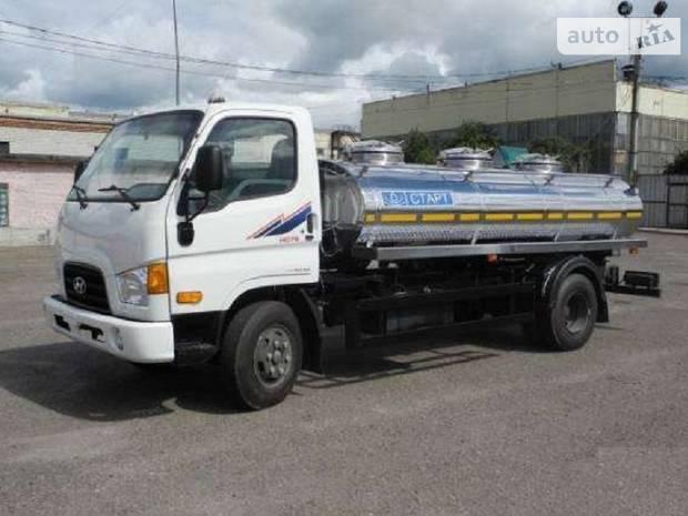 Hyundai HD 78 1 поколение Молоковоз