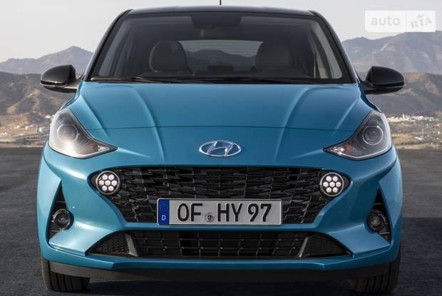 Hyundai i10 Style