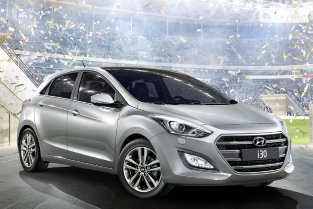 Hyundai i30 GD (рестайлинг) Хетчбек