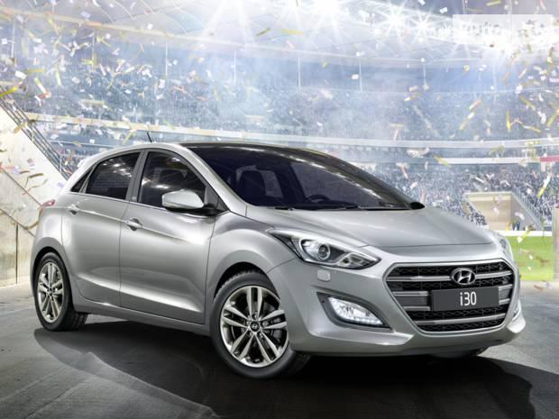 Hyundai i30 GD (рестайлинг) Хэтчбек