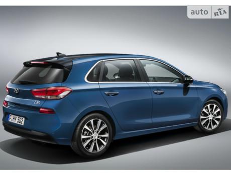 Hyundai i30 1.4 MT (107 л.с.) 2011