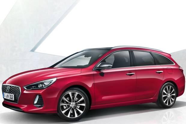 Hyundai i30 PD Універсал