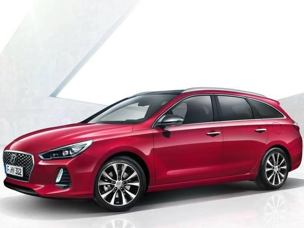 Hyundai i30 PD Универсал