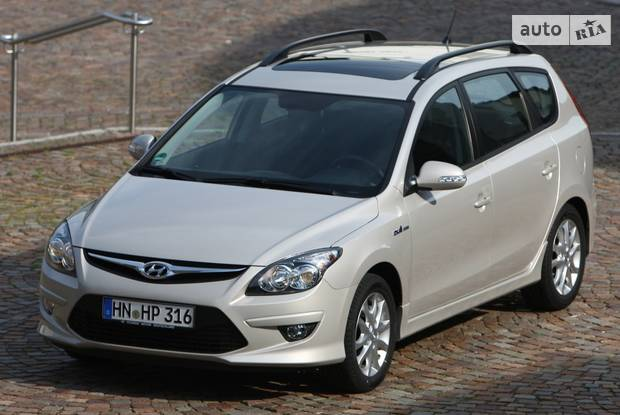Hyundai i30 FD (рестайлинг) Универсал