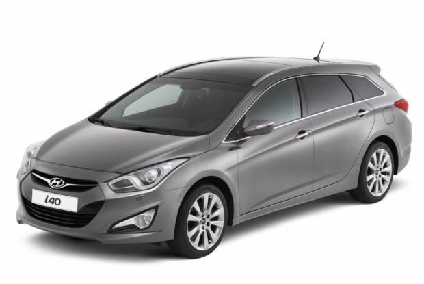 Hyundai i40 I покоління Універсал