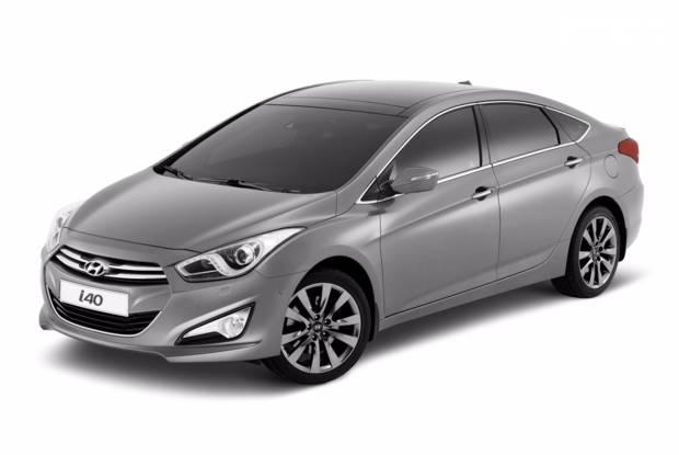 Hyundai i40 I покоління Седан