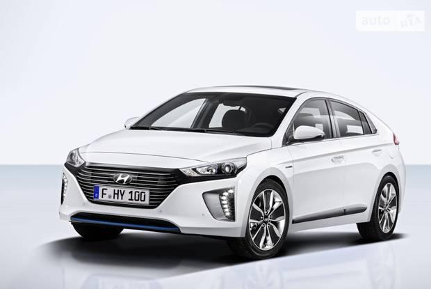 Hyundai Ioniq AE Хетчбек