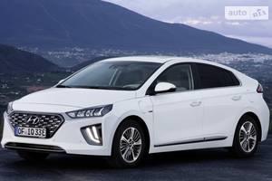 Hyundai ioniq 1-е поколение (рестайлинг) Лифтбэк