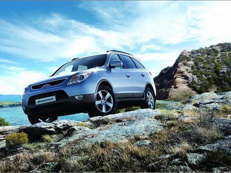 Hyundai ix55 (Veracruz) 3.0 TD (240 л.с.) R17 2008