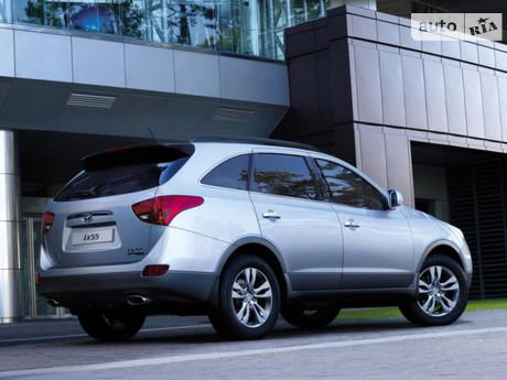Hyundai ix55 (Veracruz) 3.0 TD (240 л.с.) R18 2008