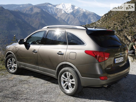 Hyundai ix55 (Veracruz) 2012