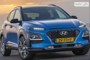 Hyundai kona 1-е поколение (рестайлинг) Кроссовер