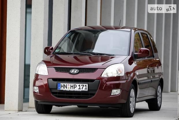 Hyundai Matrix III поколение Мікровен