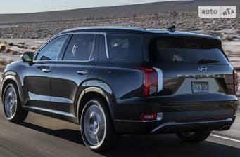 Hyundai Palisade 2021 Executive