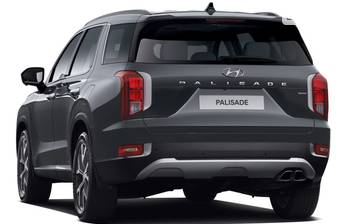 Hyundai Palisade 2021 Executive