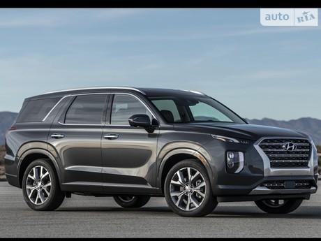 Hyundai Palisade 2021