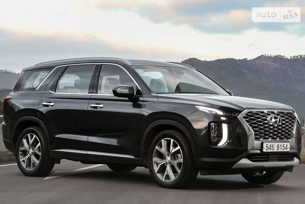 Hyundai Palisade Executive