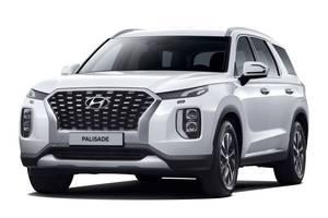 Hyundai palisade 1 поколение Кроссовер