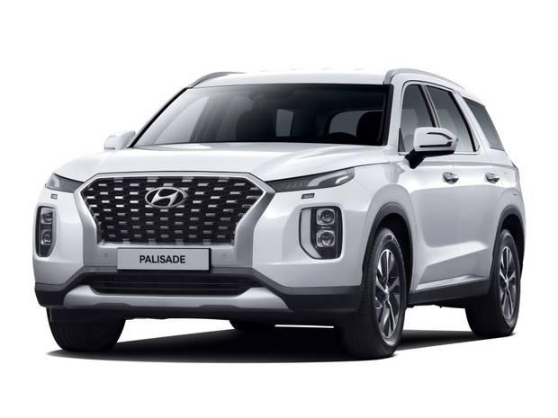 Hyundai Palisade 1 поколение Кросовер