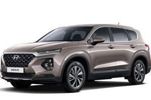 Hyundai santa-fe IV поколение Кроссовер