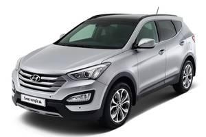 Hyundai santa-fe III покоління Кроссовер