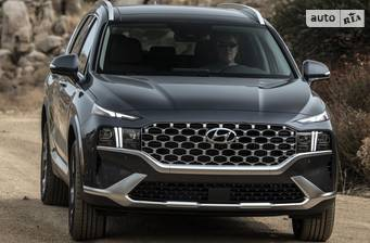 Hyundai Santa FE 2020 Top SE