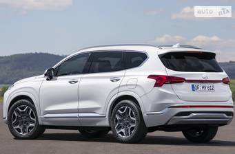 Hyundai Santa FE 2021 Dynamic