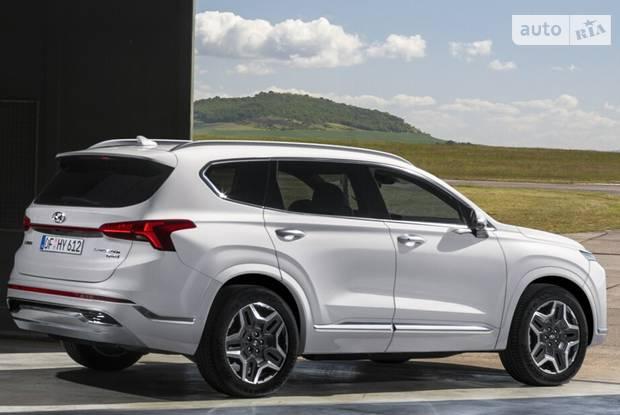 Hyundai Santa FE Top Panorama