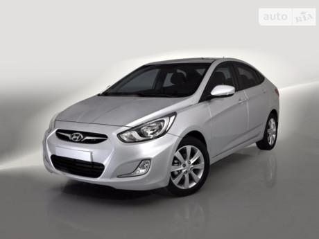 Hyundai Solaris 2012