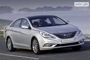 Hyundai sonata YF (рестайлінг) Седан
