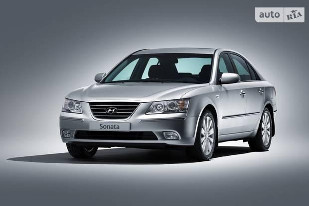 Hyundai Sonata NF (рестайлинг) Седан