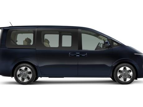 Hyundai Staria 2021