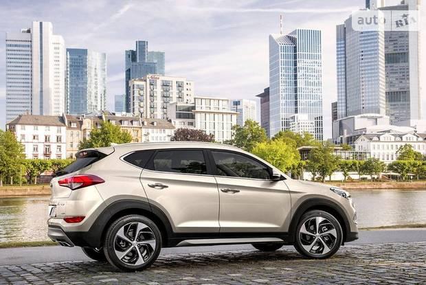 Hyundai Tucson Trend
