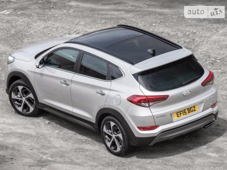 Hyundai Tucson 2.0 AT (155 л.с.) 4WD 2016