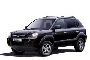 Hyundai tucson JM Кросовер