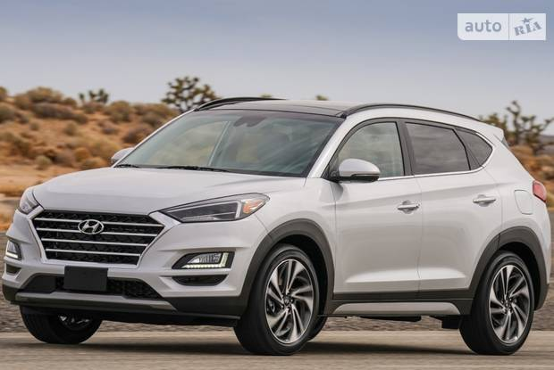 Hyundai Tucson TL (рестайлинг) Кроссовер