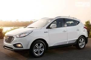 Hyundai tucson LM (рестайлинг) Кроссовер