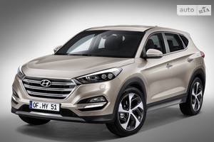 Hyundai tucson TL Кроссовер