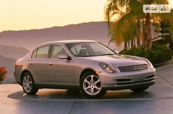2004 infiniti g35 sedan reviews