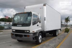 Isuzu fvr 6 поколение Фургон