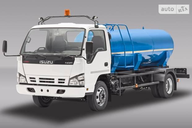 Isuzu NQR 6 поколение Цистерна