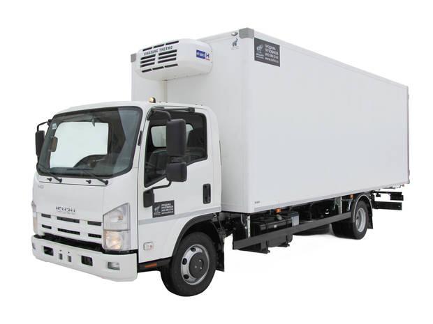 Isuzu NQR 6 поколение Изотермический