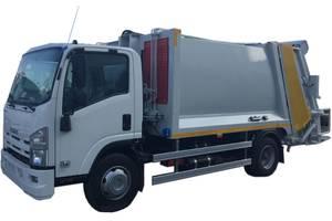 Isuzu nqr 6 поколение Машина мусоровоз