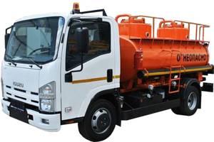 Isuzu nqr 6 поколение Топливозаправщик