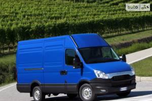 Iveco daily-gruz 5 поколение Фургон